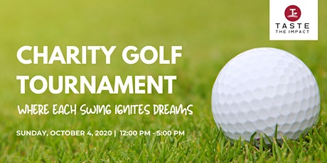 Taste the Impact Charity Golf Tournament tickets