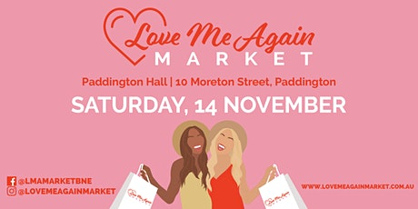 Love Me Again Pre-Loved Fashion Market - November tickets