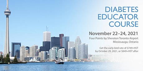 Diabetes Educator Course tickets