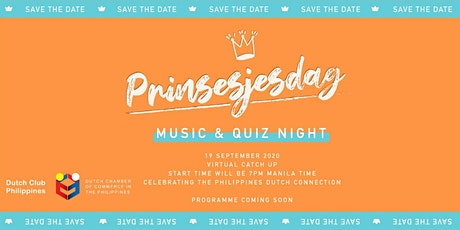 Prinsesjesdag: Music & Quiz Night tickets