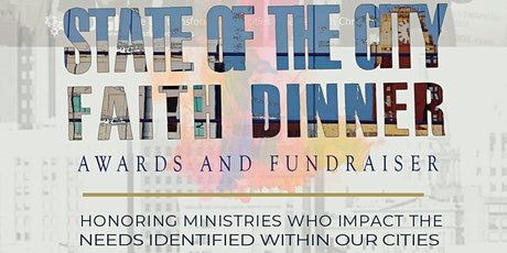 State of the City | Community Faith Fundraiser Dinner 2020 tickets