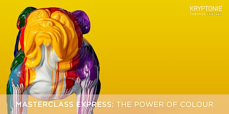 Masterclass Express: The Power of Colour tickets