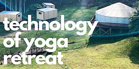Technology of Yoga Retreat tickets