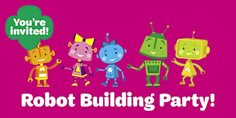 Robot Building Girl Scout In-Person Event in Delano tickets