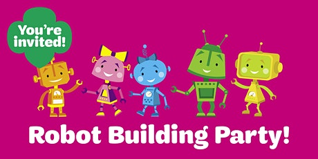 Robot Building Girl Scout In-Person Event in Arlington tickets