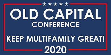 Old Capital Virtual Multifamily Conference 2020 tickets