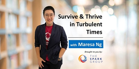 (Webinar) How to Survive & Thrive in Turbulent Times tickets