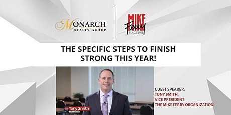 FREE, MIKE FERRY LIVE VIRTUAL EVENT tickets