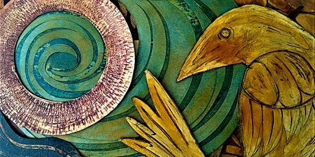 The Collagraph: cut, peel, paste, paint tickets