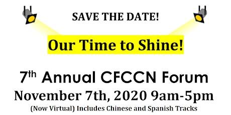 California Family Child Care Network 7th Annual Forum tickets