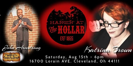 Hangin at the Hollar Aug 15th Virtual Link tickets