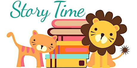 Story Time Sessions - Ages 2-5 years old. tickets