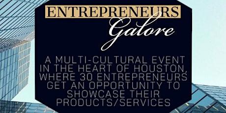 Entrepreneurs Galore tickets