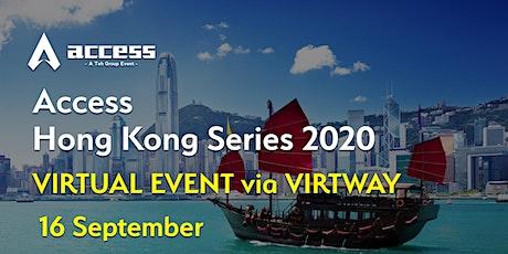 ACCESS HONG KONG 2020 tickets