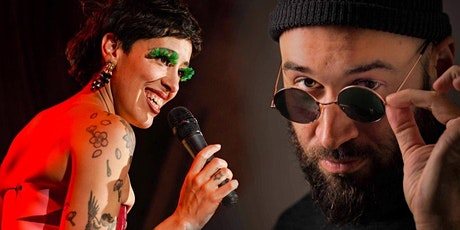 The Late Show with Oliver Sotra and Liliana Velasquez! Tickets