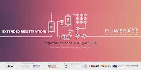 PowerACE 2020 Start-Up Competition tickets