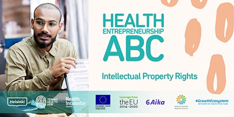 Intellectual Property Rights - Health Entrepreneurship ABC tickets