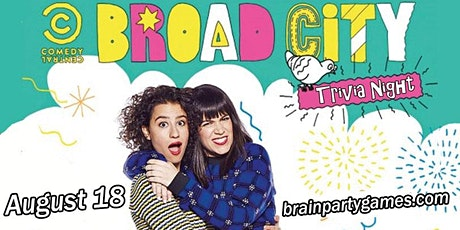 Broad City Online Trivia Night tickets