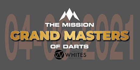 The Mission Grand Masters of Darts 2021 tickets
