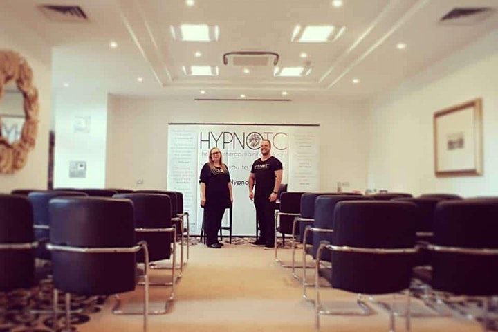 Learn hypnotherapy. FREE taster day in London. Become a hypnotherapist image