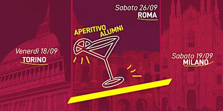 Torino | Aperitivo Alumni Settembre 2020 biglietti