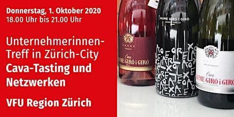 Unternehmerinnen-Treff, Zürich-City, 01.10.2020 Tickets