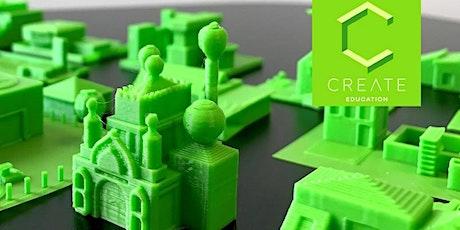 Schnupperkurs 02: Konstruiere dir dein Traumhaus! billets