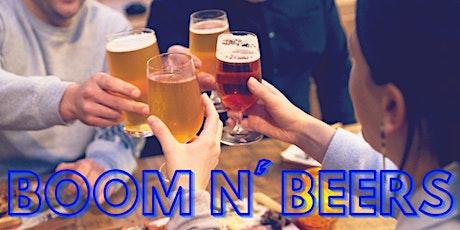 Boom N' Beers tickets