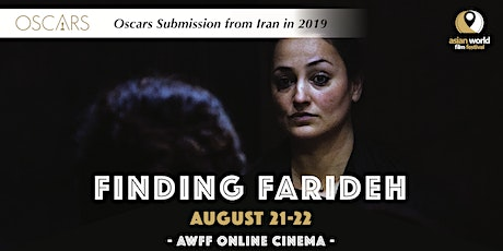 AWFF Online Cinema - FINDING FARIDEH tickets