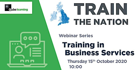 Training in Business Services tickets