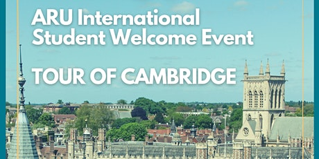 Tour of Cambridge tickets