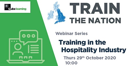 Training in the Hospitality Industry tickets