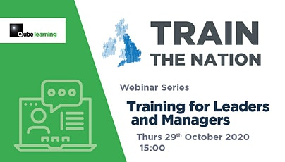 Training for Leaders and Managers tickets
