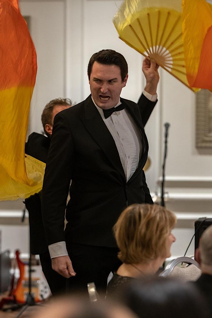 Bond Live & Let Dine image