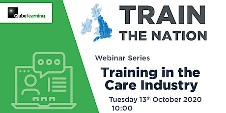 Webinar – Training in the Care Industry tickets
