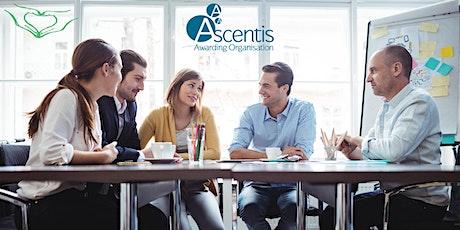 Ascentis ESOL Quality Meeting Webinar tickets