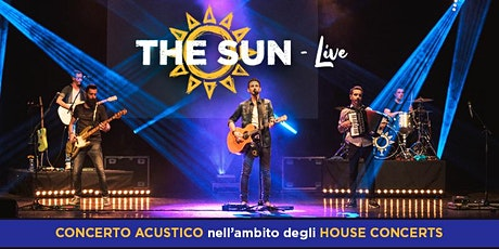 THE SUN alla Conca d'Oro biglietti