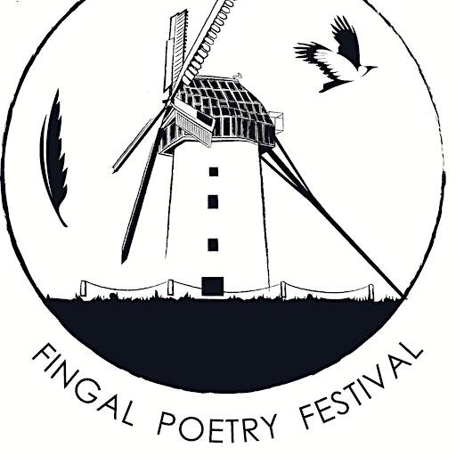 Poetry at Skerries Mills: Fingal Poetry Festival logo