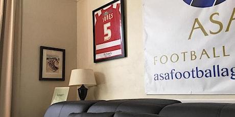ASA Football Agent - Level 1 (Online) tickets