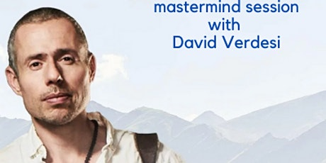Uplift Your Mind & Heart MasterMind with David Verdesi tickets