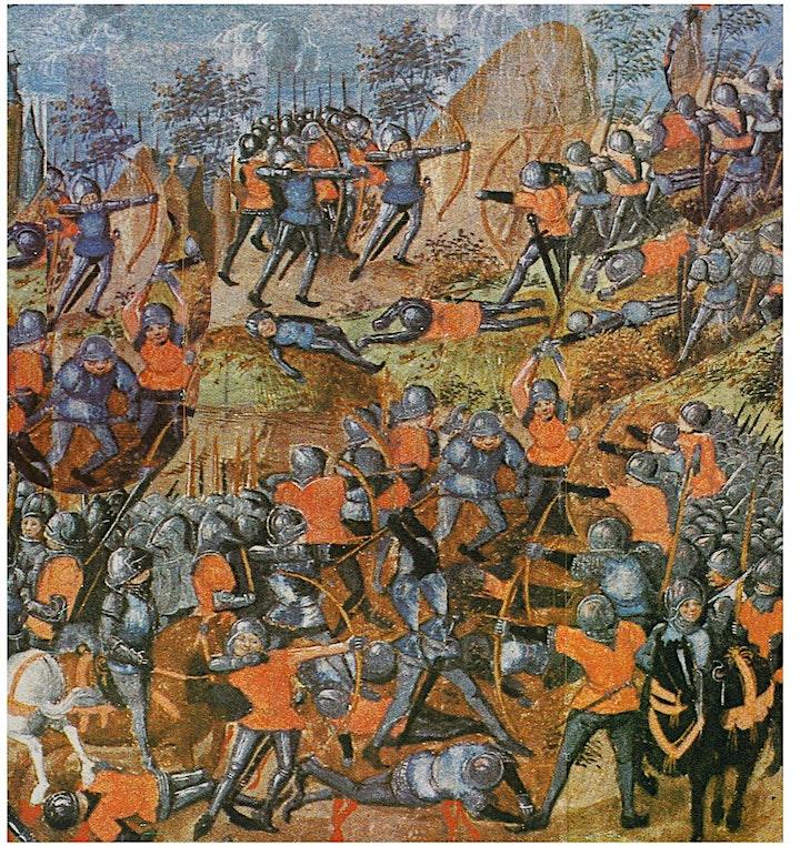 Heraldry in the Battle of Barnet 1471 image