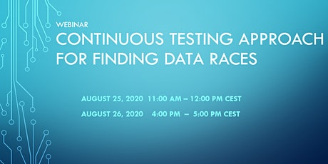 Continuous Testing Approach for Finding Data Races In Scrum tickets