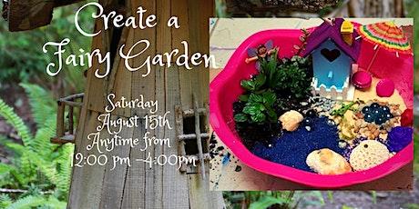 Fairy Garden Workshop tickets