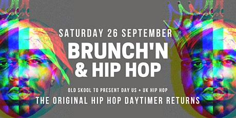Brunchin Hip-Hop Re-Launch tickets