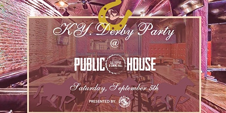 Kentucky Derby Watch Party at Public House tickets