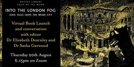 Into the London Fog: Virtual Book Launch and Conversation tickets