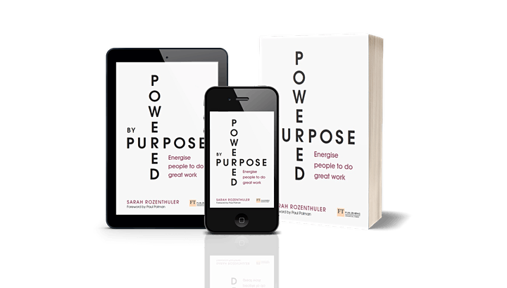 Leading in the New Now: Power Your Team with Purpose image