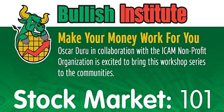 FINANCIAL EDUCATION: Stock Market 101 tickets