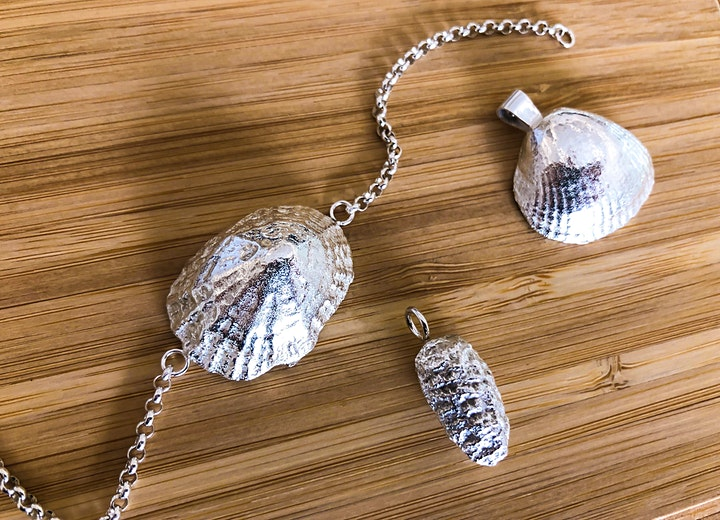 Jewellery Making Class - Silver Casting in Delft Clay image