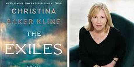 (Online) Pop-Up Book Group with Christina Baker Kline: THE EXILES tickets